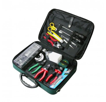 SAT-02B Optical Fiber Splicing Tool Kit