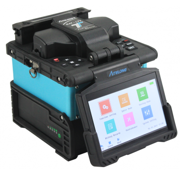 SAT-17T Fusion optique Splicer
