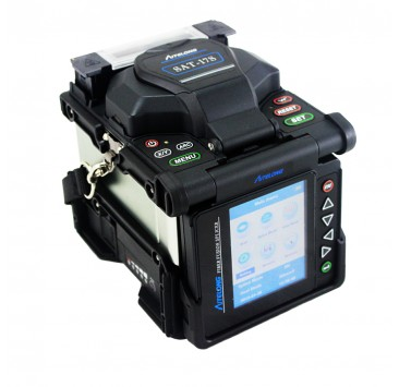 Proper use of fiber optic fusion splicer