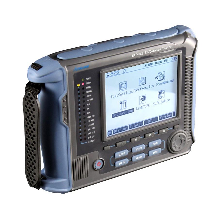SAT-1XS Serie E1 y comunicación de datos T