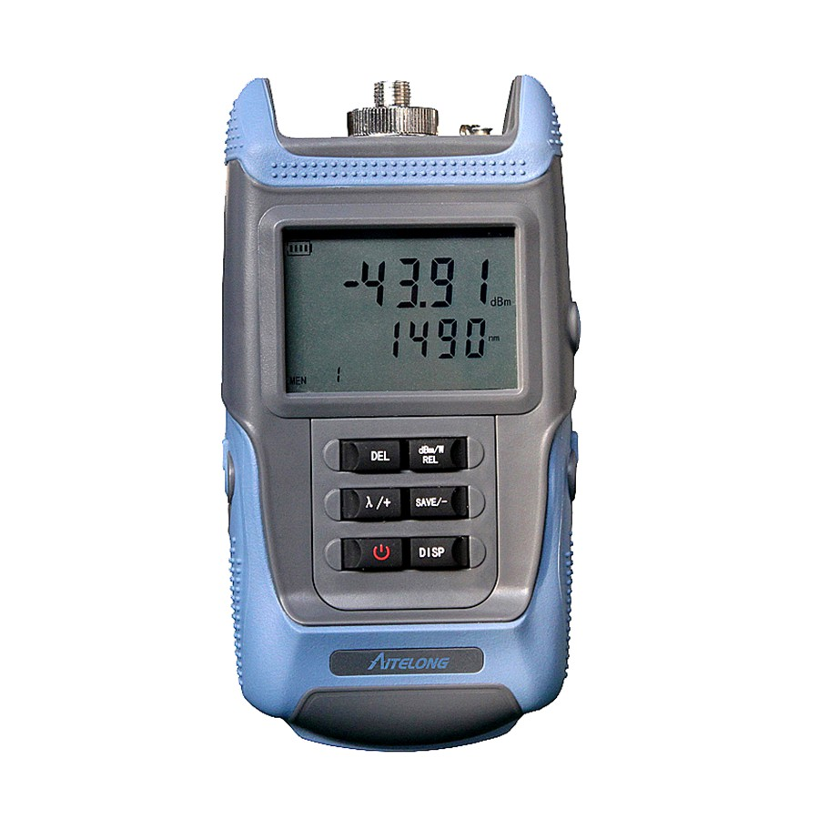 SAT-4E optiese Power Meter