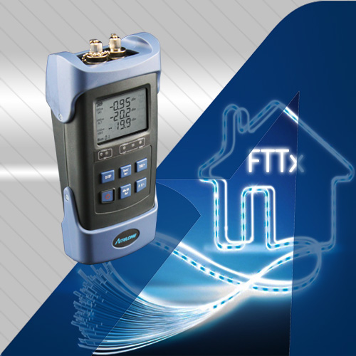 OTDR, optical power meter, optical light source, identifier, attenuator, etc