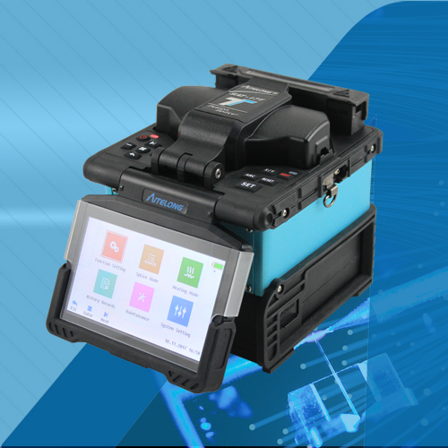 Professional FTTX core alignment fusion splicer