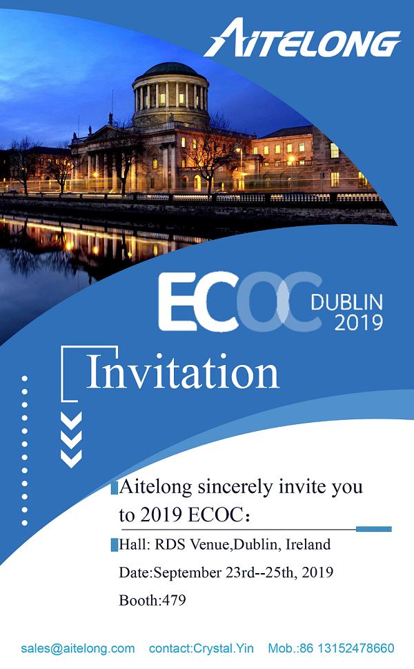 2019 ขอเชิญ ECOC